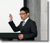 長友秀樹氏(社会保険労務士、MR、人事コンサルタント)