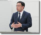 浅見隆行氏(弁護士)