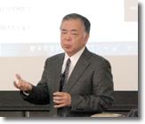 青山恒夫氏(公認会計士、税理士、ITコーディネータ)