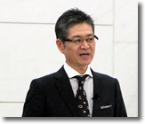 平山憲雄氏(税理士)