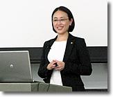 矢島志織氏(志‐こころ‐特定社労士事務所代表、特定社会保険労務士)