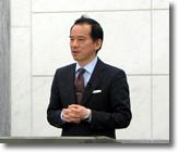 吉田学氏(資金調達コンサルタント)