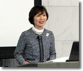 岡野恵美子氏(社会保険労務士)