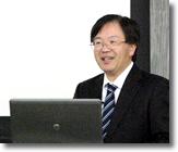 高岸直樹氏(二松學舍大学国際政治経済学部准教授、税理士)